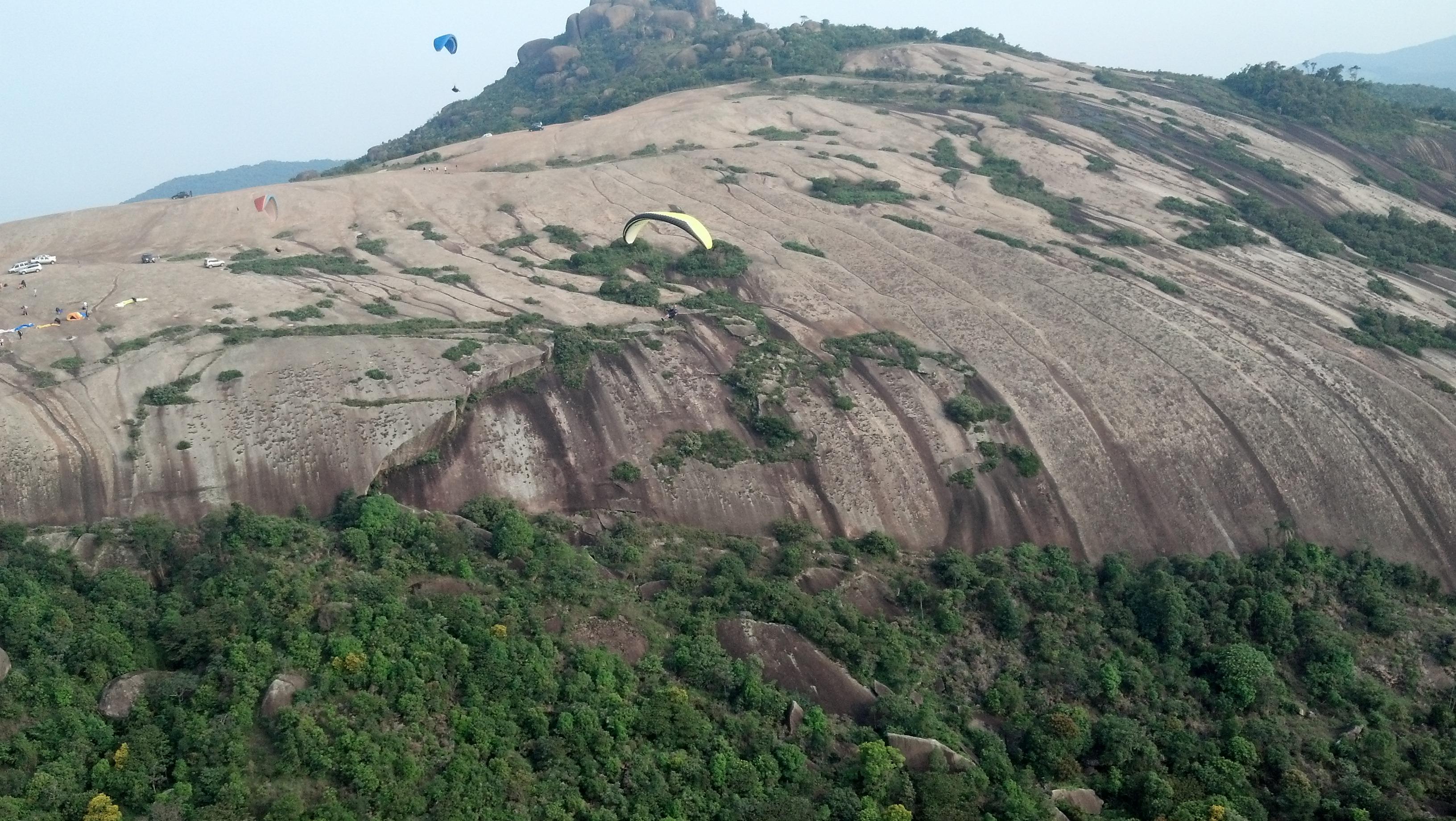 Pedra Grande em Atibaia é candidata a maravilha da região