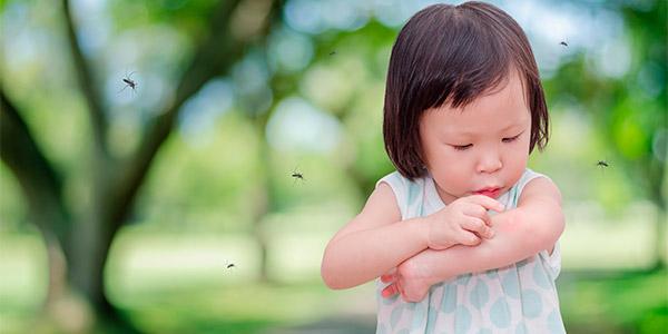 Um novo jeito de proteger as crianças dos mosquitos